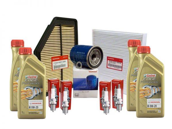 Genuine Honda Cr-v Petrol Major Plus Service Kit 2007-2012