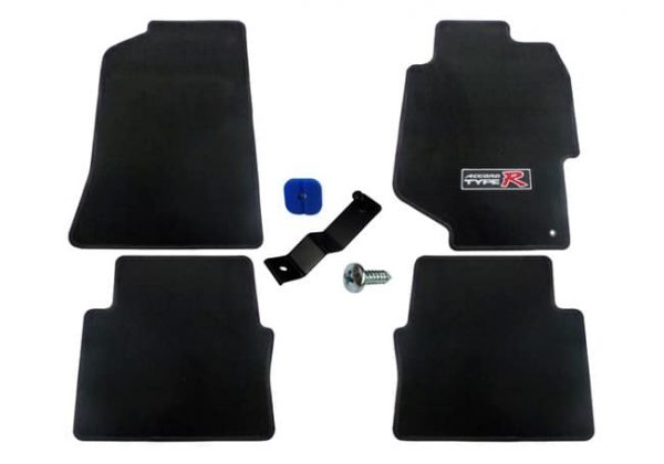 Genuine Honda Accord Type-R Carpet Mats 1999-2002