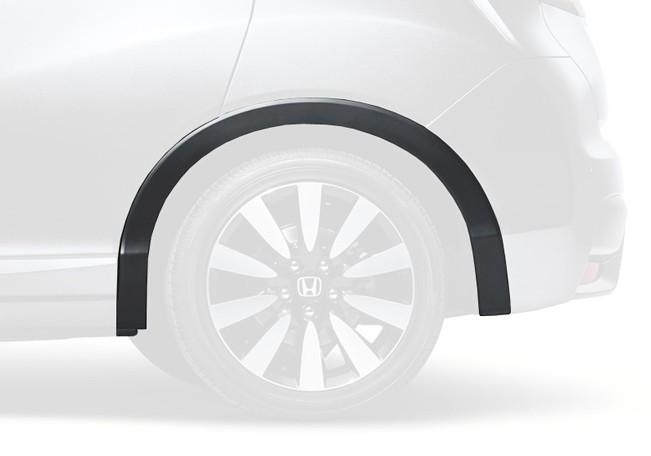 Genuine Honda Civic Tourer Left Rear Grey Plastic Wheel