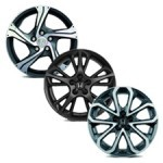 Alloy wheels & spacesavers NEW