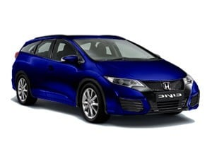 2014-2018 Honda Civic Tourer