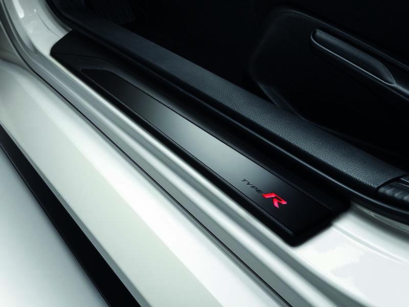 Genuine Honda Civic Type-R FK8 Illuminated Door Sill Trim - 2017 Onwards - 08E12TEA600B - Cox ...