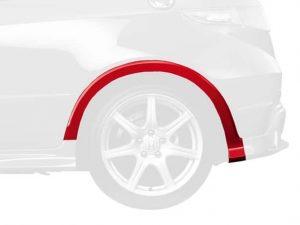 Genuine Honda Civic Type-R Left Rear Wheel Arch Protector 2007-2011
