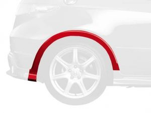 Genuine Honda Civic Type-R Right Rear Wheel Arch Protector 2007-2011