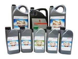 Honda Oils & Fluids