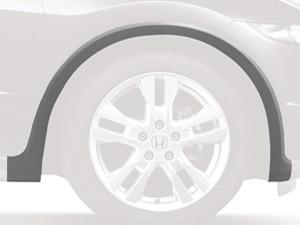 Wheel Arch Protectors - Grey Plastic