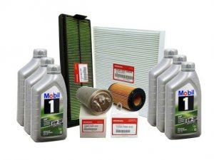 Genuine Honda Accord Diesel Major PLUS Service Kit 2003-2005