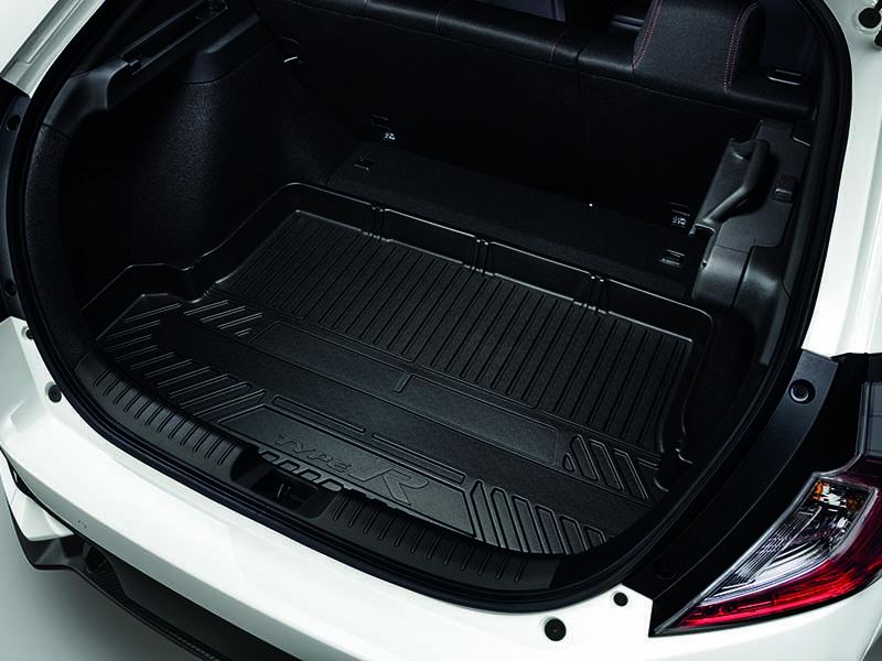 Genuine Honda Civic Type-R FK8 Boot Liner / Trunk Tray ...