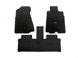 Genuine Honda CR-V Carpet Mats (Manual Transmission) 2002-2006 – Honda, Left-Hand Drive
