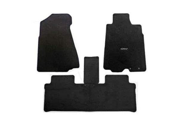 Genuine Honda CR-V Carpet Mats (Manual Transmission) 2002-2006 – Honda, Left-Hand Drive