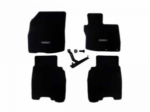 Genuine Honda Civic 5 Door Carpet Mats 2006-2007 – Honda, Left-Hand Drive