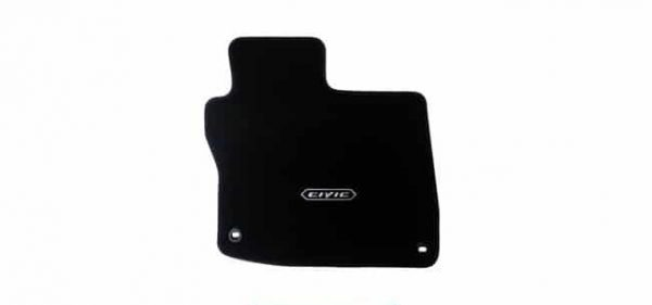 Genuine Honda Civic Type-S Drivers Carpet Mat 2008-2011