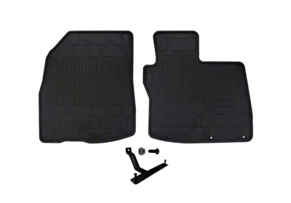 Genuine Honda Civic Type-S Front Rubber Mats 2007-2011 – Honda, Left-Hand Drive