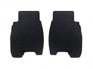 Genuine Honda Civic Type-S Rear Rubber Mats 2007-2011