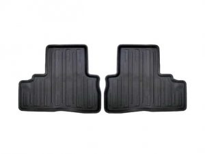 Honda CR-V Rear Lipped Rubber Mats
