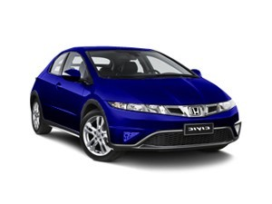 2006 - 2011 Honda Civic 5Dr