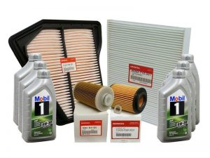 Genuine Honda CR-V Diesel I-DTEC Major Plus Service Kit-2010-2012