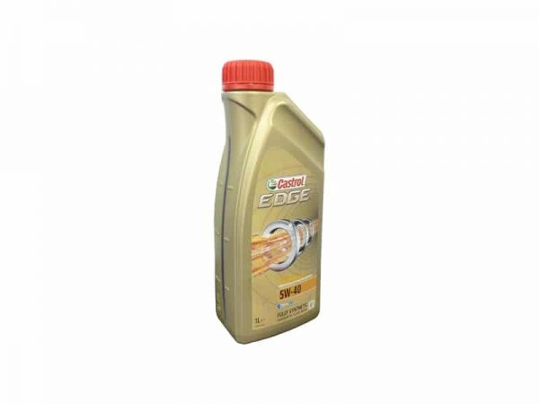 Castrol Edge 5W-40 Fully Synthetic Engine Oil 1 Litre