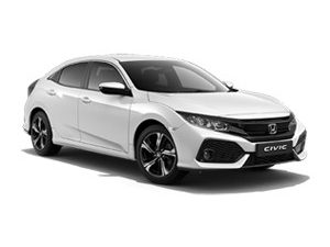 2017 Onwards Honda Civic 5Dr