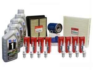 Genuine Honda Jazz Major Plus Service Kit-2005-2008 (1.2 & 1.4)