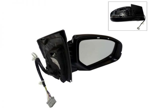 Genuine Honda Civic Type-R Right Side Mirror Body 2015-2016