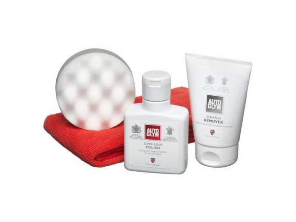 Autoglym Scratch Removal Complete Kit