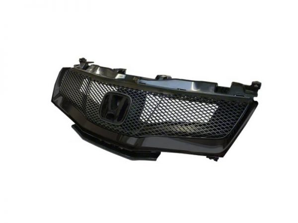 Genuine Honda Civic Front Sports Grille (Stealth)