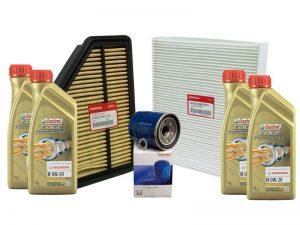 Genuine Honda Civic 1.4 Petrol Major Plus Service Kit-2009-2011