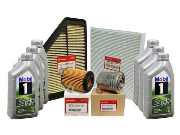 Genuine Honda CR-V Diesel I-CTDI Major PLUS Service Kit 2007-2009