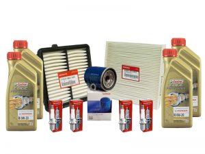 Genuine Honda Jazz Platinum Service Kit 2009-2015