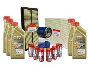 Genuine Honda Legend Platinum Service Kit 2007-2008