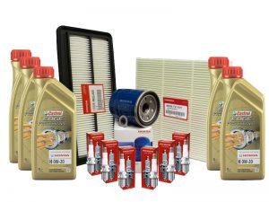 Genuine Honda Legend Platinum Service Kit 2009-2010