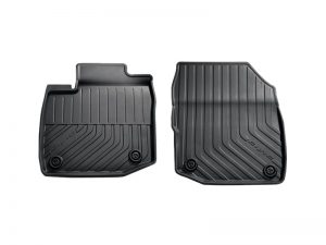 Genuine Honda Civic Front Rubber Mats (LHD ONLY) 2012-2016
