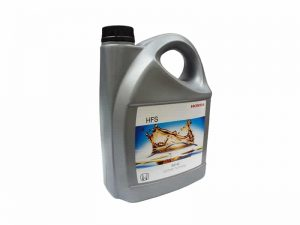Genuine Honda 5W-40 (HFS) Engine Oil 4 Litres