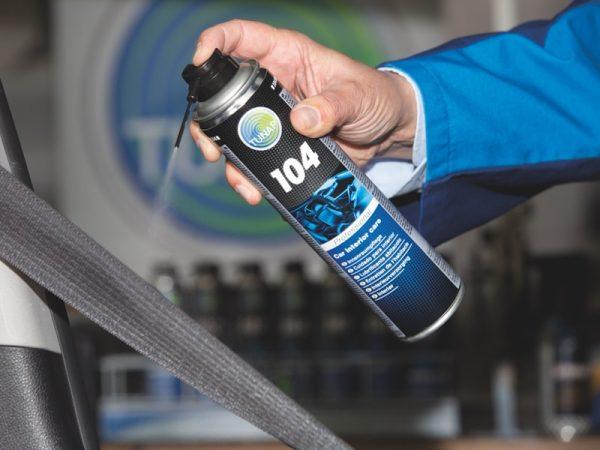Tunap Professional 104 Seatbelt Cleaner / Interior Care