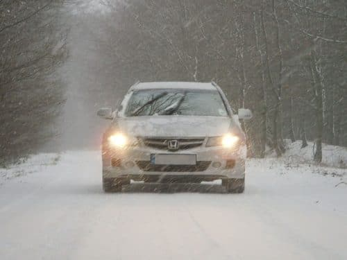 Tips for Safer Winter Driving