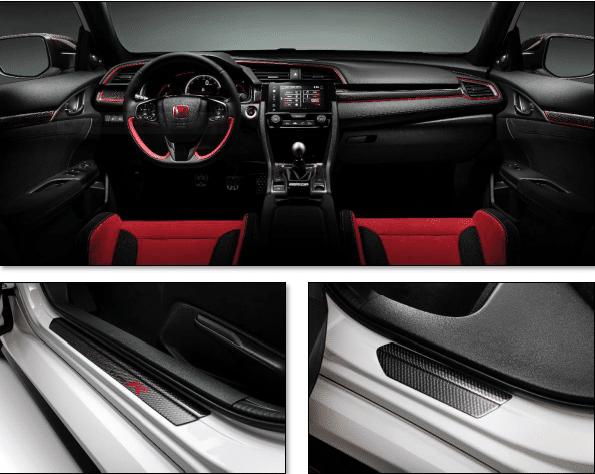 Genuine Honda Civic Type-R FK8 Carbon Interior Pack 2017 ...