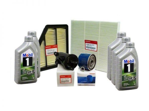 Genuine Honda Civic 5 Dr 1.6 Diesel Major Plus Service Kit 2012-2016