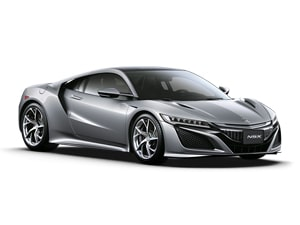 2016 Onwards Honda NSX