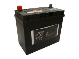 Genuine Honda Civic Type-R FN2 Petrol Battery 2007-2011