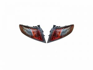Genuine Honda Civic Clear Rear Indicator Lamps (Pair)
