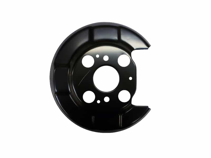 Genuine Honda Civic Rear Brake Splash Guard Backing Plate 2006 2011 43253smge60 Cox Motor