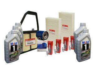 Genuine Honda Stream 1.7 Petrol Major Plus Service Kit