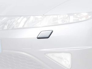 Genuine Honda Civic Left Side Headlight Washer Cover 2006-2011 (Pre-Painted)