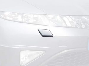 Genuine Honda Civic Right Side Headlight Washer Cover 2006-2011 (Pre-Painted)