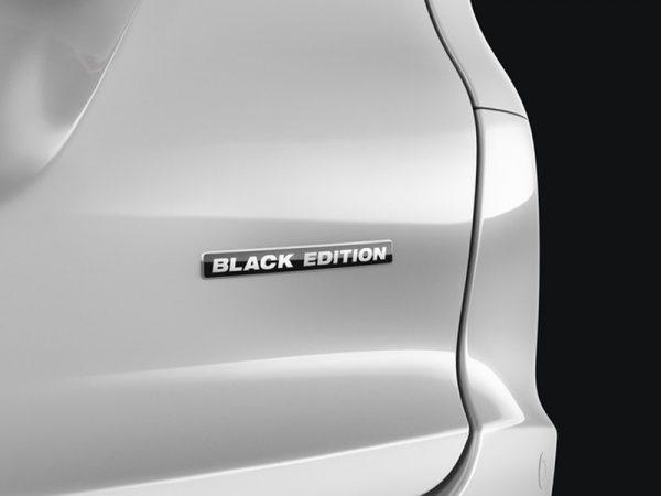 Genuine Honda Black Edition Badge