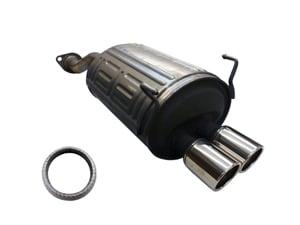 Exhaust & Engine