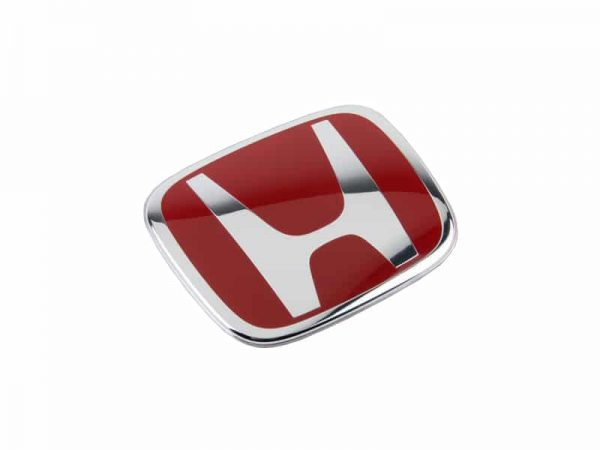 Genuine Honda Civic Type-R EP3 Front Grille Red H Badge & Fixings 2001-2005