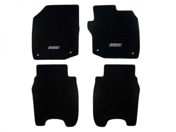 Genuine Honda Civic Tourer 1.6 Diesel Elegance Carpet Mats 2014>