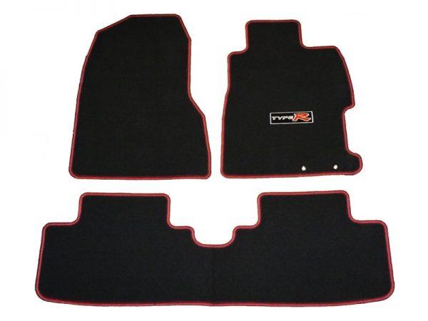Genuine Honda Civic Type-R EP3 Carpet Mats 2001-2005 – Honda, Left-Hand Drive